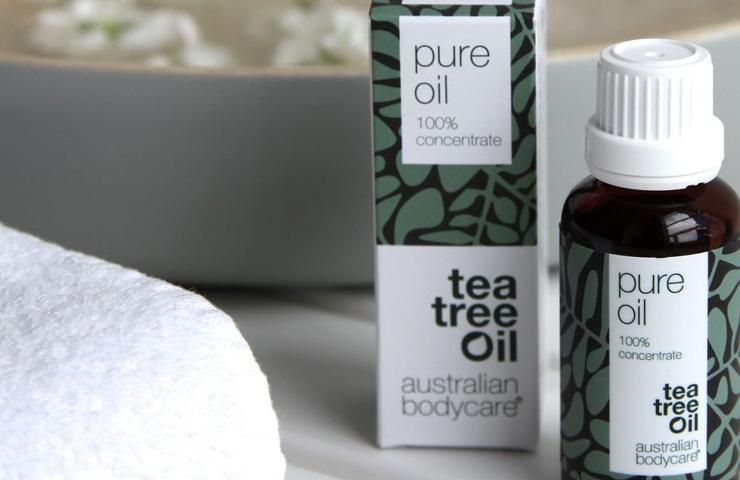 Australian Bodycare 10ml pure oil