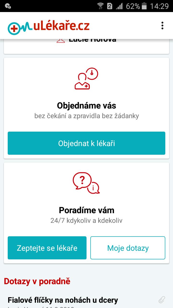aplikace, která vám řekne, jak dlouho jste chodili